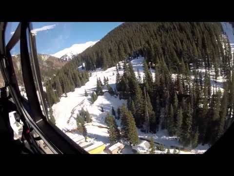 Silverton Mountain Colorado Heli/Hiking Snowboard - Season 2011/2012 - This is what we did there...