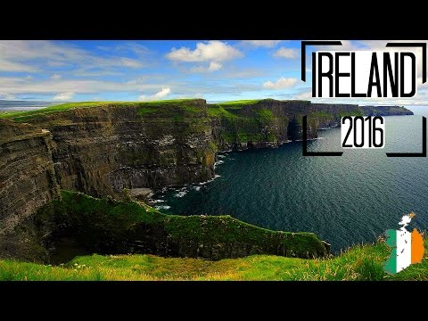 Ireland Travel Diary 2016 ║ Cliffs of Moher, the Burren & more!