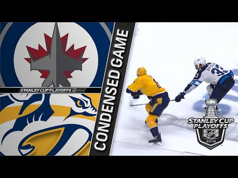 05/10/18 Second Round, Gm7: Jets @ Predators