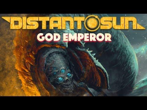 Distant Sun - God Emperor (Power Metal) Based On Frank Herbert's Sci-fi Novel Dune