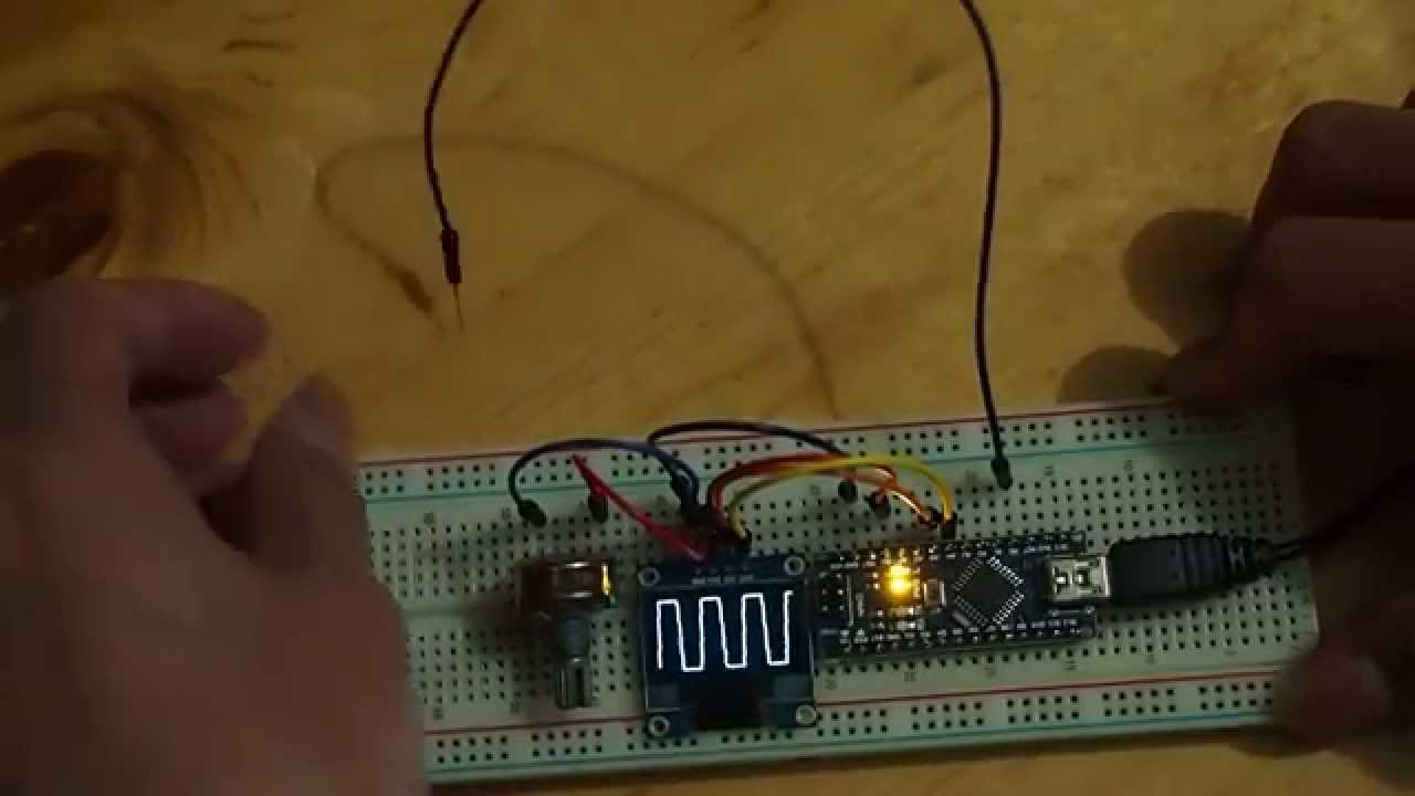 Arduino-er: Arduino Nano: Capture analog input in Timer Interrupt
