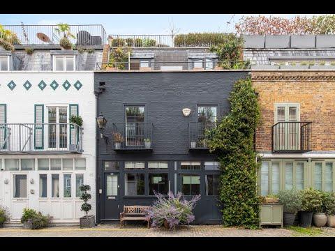 St. Luke's Mews, Notting Hill, London, W11
