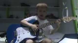Обучение игры на электро гитаре / Бременские Музыканты в Хабаровске
