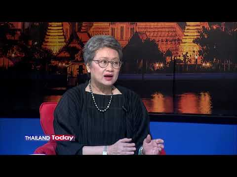 Thailand Today 033,  Trend of Thailand's Hom Mali rice By Mrs. Apiradi Tantraporn (Nov 27, 17)
