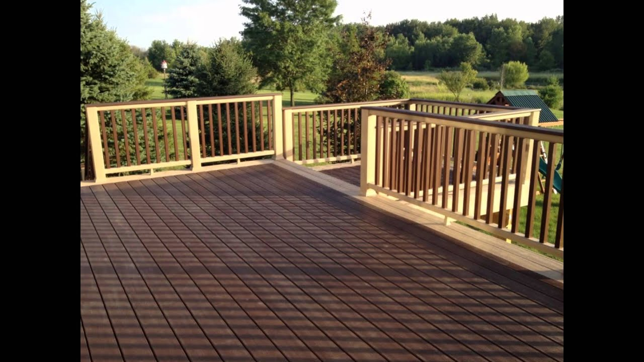 Trex Deck Designer | Trex Deck Design Ideas | Trex Deck Design Software    YouTube