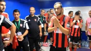 LDC  : el hilal vs USMA  avant et après match 2017 Video