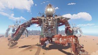Rust - Робот!