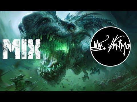 Dubstep Bass Hard Trap MiniMix 2017 [Awesome Drops] | by DJ CRAZY