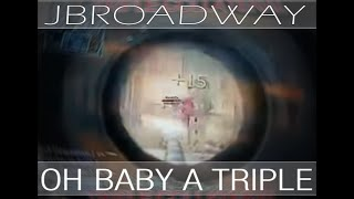 Oh Baby A Triple TRAP REMIX (JBroadway Remix)