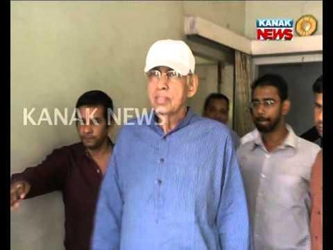 Naveen Patnaik- Pyarimohan Mohapatra Meeting Issue