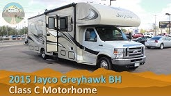 RV Rental Reviews 2015 Jayco Greyhawk Bunkhouse Class C Motorhome Hire