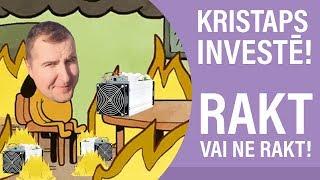 Bitcoin mining Baltijā - iespēja pelnīt vai sildīt kūti?