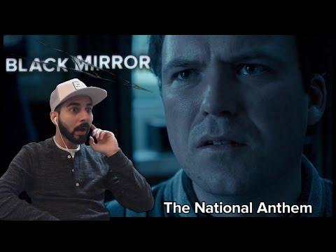 "Black Mirror - Season 1 Episode 1 REACTION! ""The National Anthem"" 1x1"