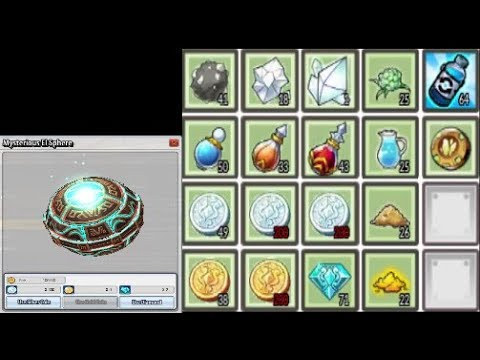 Elsword Testing Mysterious El Sphere Feature With 600 Coin Treasure Hunter Lv10 Youtube