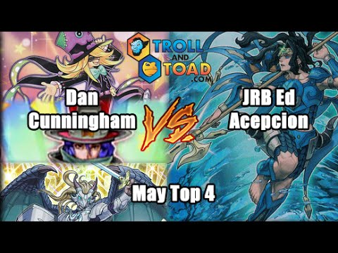 Zodiac May Top 4 SHVI - JRB Ed Acepcion (Mermail Atlantean) Vs Dan Cunningham (Draco Pal)
