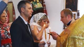 Венчание Николая и Наталии. Видео с венчания в Михайловском соборе в Киеве