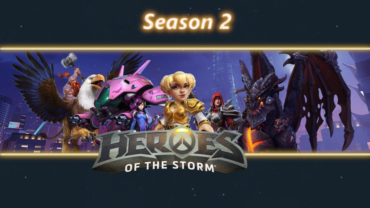 Download Heroes of the Storm - Ranked    Manchmal braucht man etwas Glück!!