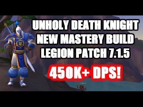 Unholy Dk Build