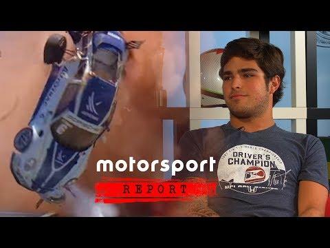 Pedro Piquet interview, part II: his famous surname and his huge Porsche crash