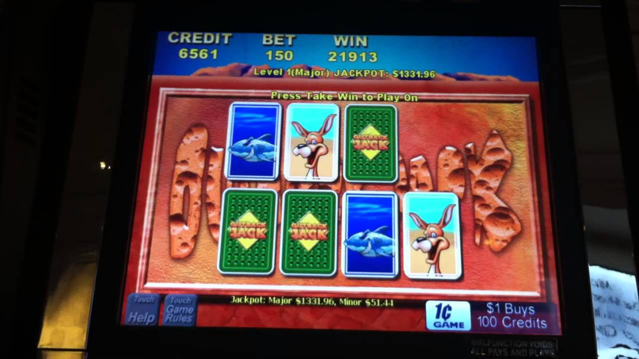 Outback jack slot machine online