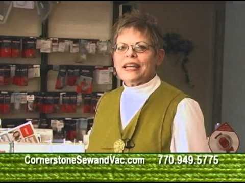 Cornerstone Sew And Vac Trade In