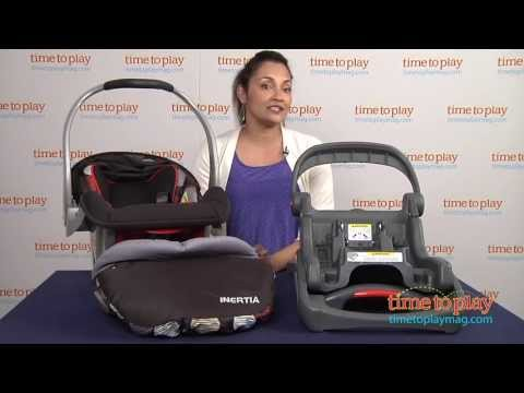 Inertia Infant Car Seat From Baby Trend