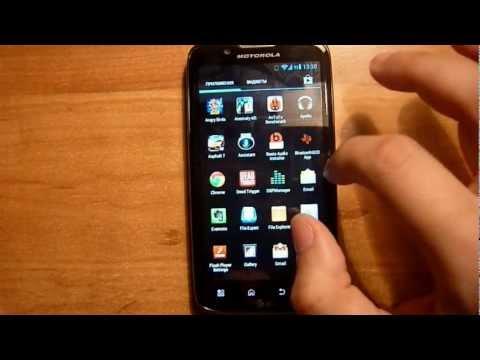 Motorola Atrix 2 Обзор