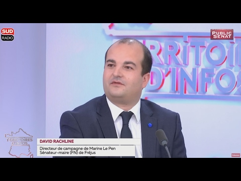 Invité : David Rachline - Territoires d'infos (31/01/2017)