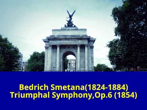 Bedrich Smetana(1824-1884):Triumphal Symphony Op.6(1854)
