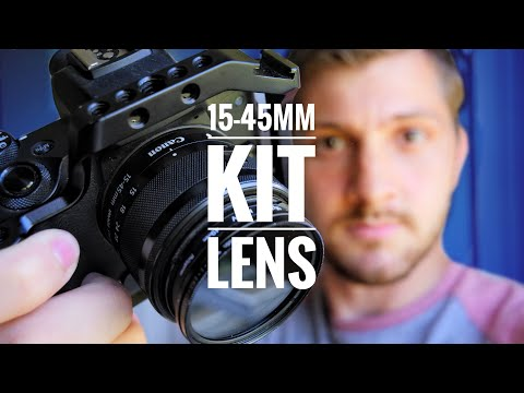 Trying The 15-45mm Kit Lens With The Canon M50 (worth it?)