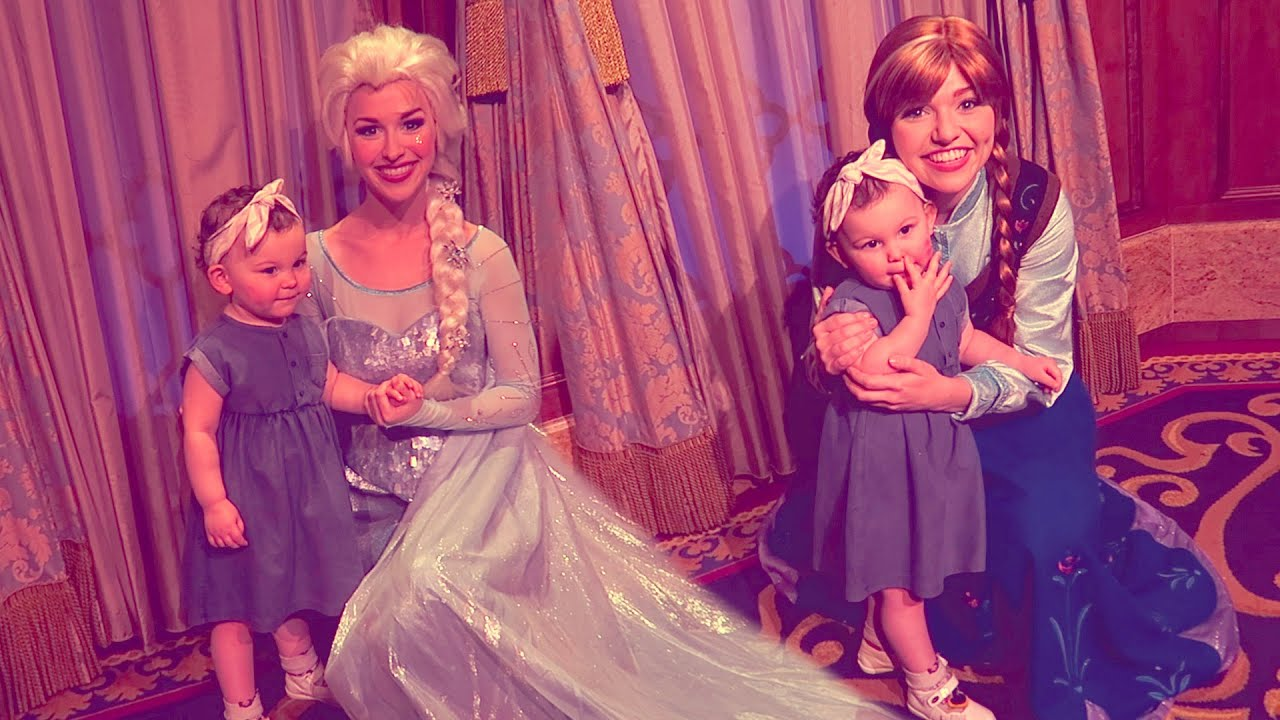 meet anna and elsa disney world fastpass tips