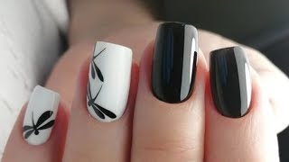 How to Do Simple Nail Art Designs?: Beginners Step by Step Tutorial #2