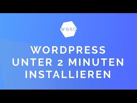 WordPress Installation bei DomainFactory – Schritt-für-Schritt Anleitung