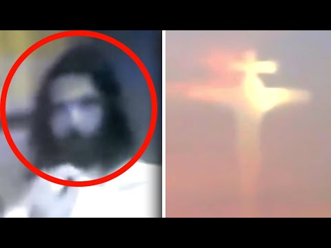 11 Supernatural Beings Godlike Mysterious Events Caught On Camera!