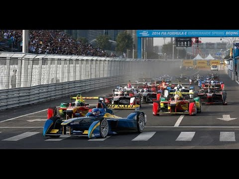 Formula E 2014-2015 ALL crashes.