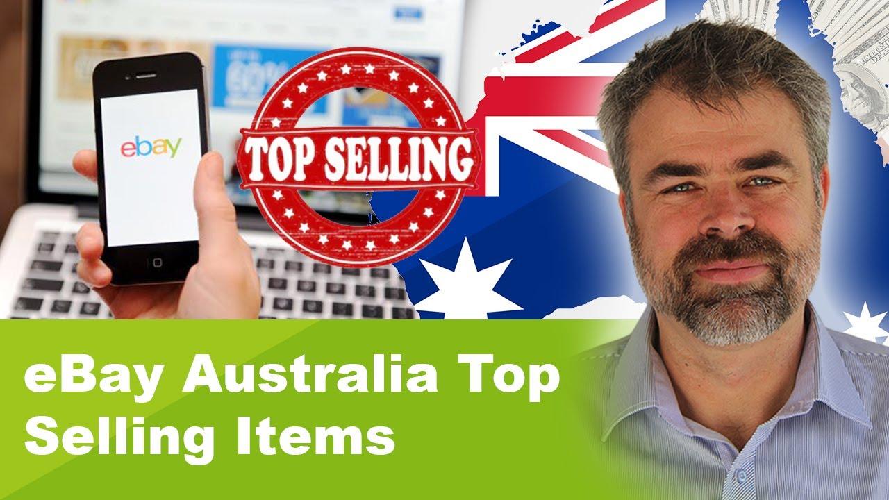 Ebay Australia Top Selling Items Youtube