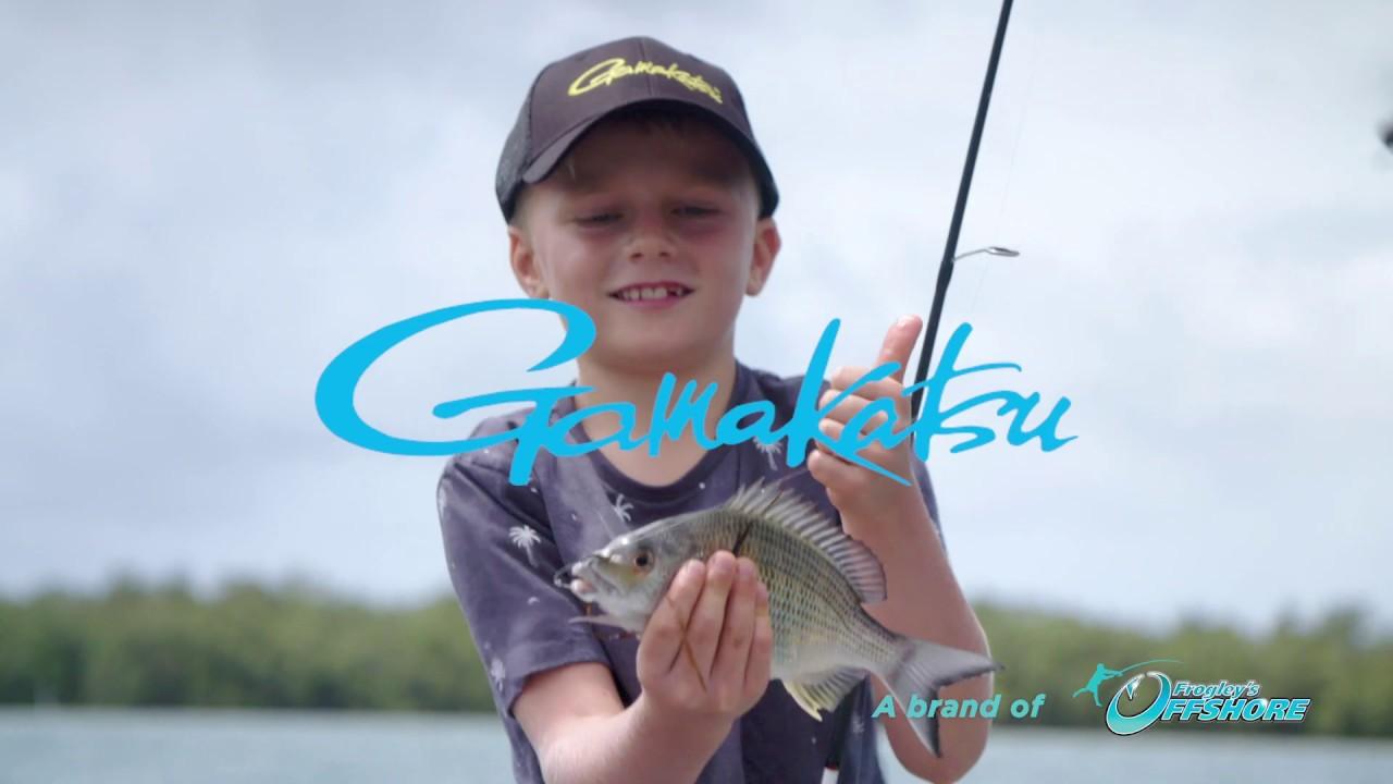 Gamakatsu Fishing Tips, Simple Tackle Box