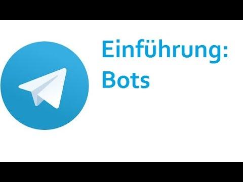 1.30 dakikada işe yarar TELEGRAM botları!
