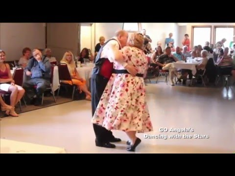 Angola's Dancing with the Stars Charity (Lee Ann Synder & Father)