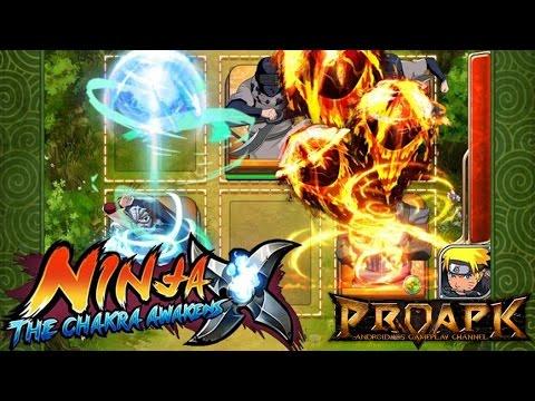 Ninja The Chakra Awakens Gameplay Android