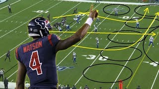 Film Study: How Deshaun Watson led the Houston Texans to a thrilling overtime victory
