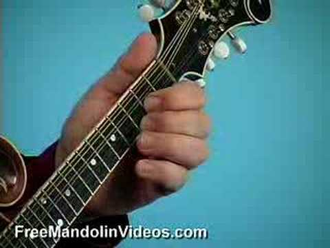 Mandolin Lesson: Beginner Chords