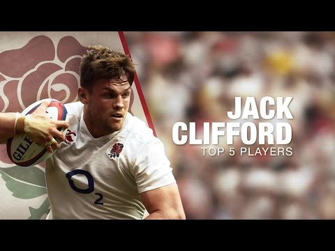Jack Clifford's top five U20 players