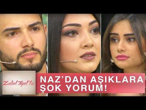 Zuhal Topal'la 204. Bölüm (HD)   Ali - Nurlana Aşkına Naz'dan Şok Yorum!