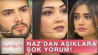 Zuhal Topal'la 204. Bölüm (HD) | Ali - Nurlana Aşkına Naz'dan Şok Yorum!