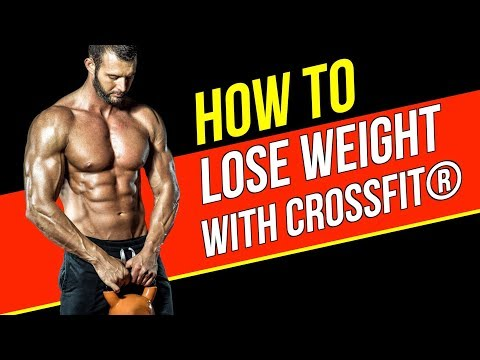 CrossFit® Weight Loss: How To Lose Weight With CrossFit®
