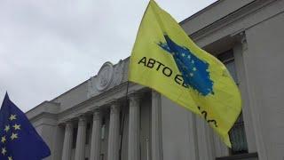 Закон о растаможке еврономеров принят в первом чтении! / Avtoprigon.in.ua
