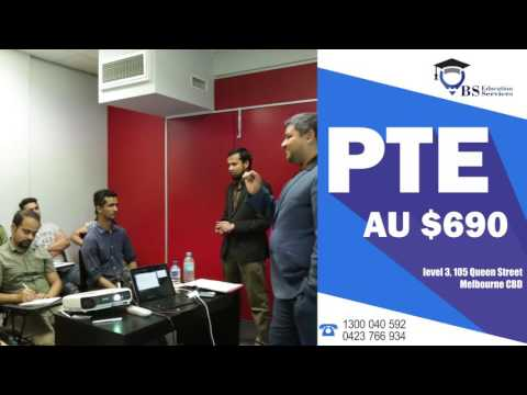 PTE   BS Education Services Melbourne