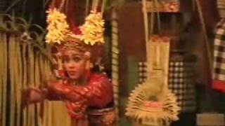 "Bali Dance ""Legong Lasem"" Tirta Sari"