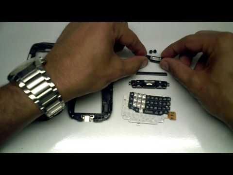 OEM HTC EXCALIBUR S620 TMobil Dash Housing Faceplate